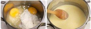 Как сделать заварной крем?