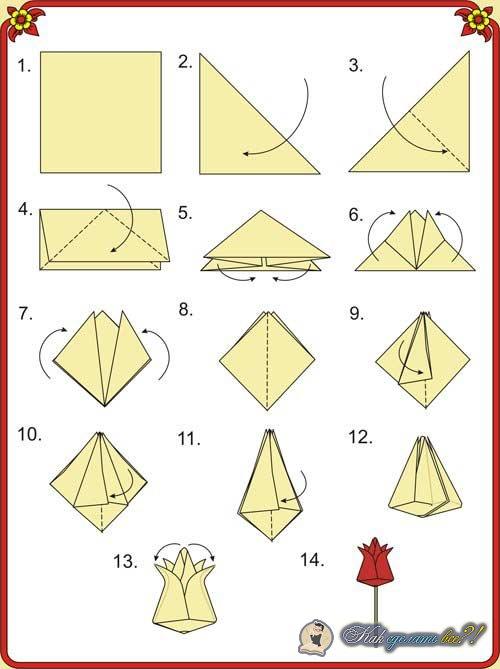 Как сделать из бумаги часы фото 56