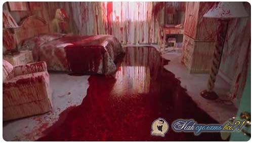 Как сделать искусственную кровь на Хэллоуин: идеи 94