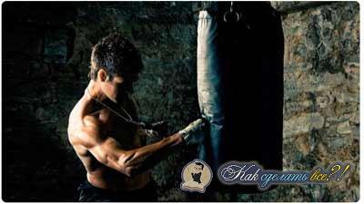 Как выбрать боксерскую напольную грушу - полезные статьи 164