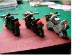 Как сделать мотоцикл из зажигалки?