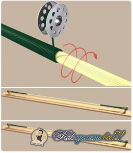 Как сделать стрелы и тетиву своими руками?