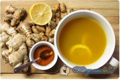 как сделать чай для похудения дома