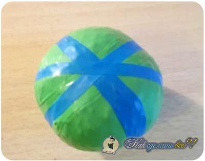 Как сделать мячи для жонглирования?