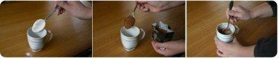 Как сделать кекс в микроволновке?