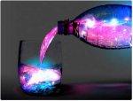 Как сделать светящуюся жидкость?