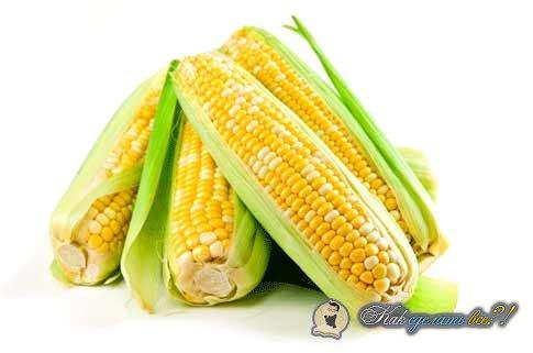 Как приготовить кукурузу?
