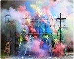 Как сделать цветную дымовуху?