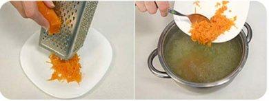 Как сделать зеленый борщ?