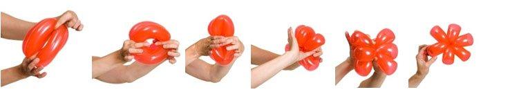 Как сделать чтобы шарики не лопались