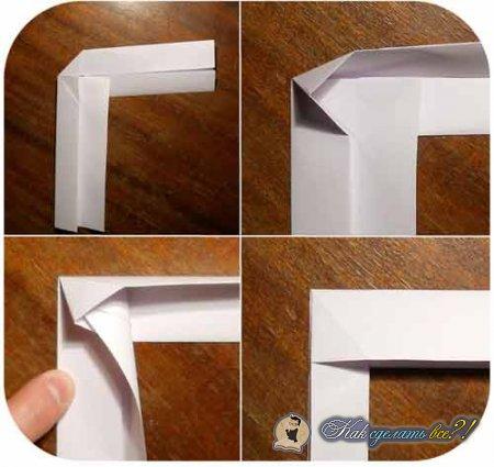 Как из бумаги сделать бомбочку схема