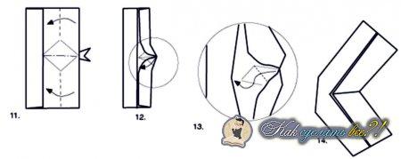 Как сделать бумеранг  из бумаги?