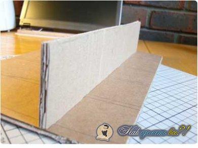 Как сделать подставку для ноутбука фото 850