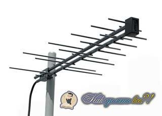 Как сделать антенну?