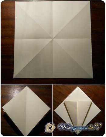 как сделать меч из бумаги пошаговая инструкция - фото 3