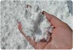 Как сделать снег?