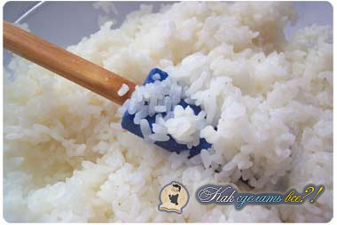 Как сделать рис для роллов и суши?