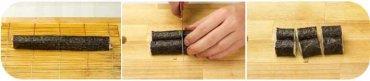 Как сделать роллы с огурцом?