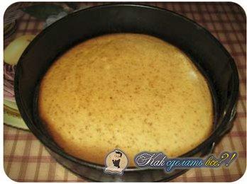 Как сделать творожный торт?