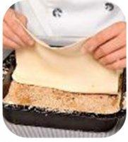 Как сделать пахлаву медовую?