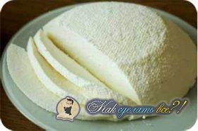 Как сделать адыгейский сыр?