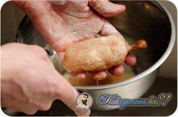 Как сделать котлеты по-киевски?