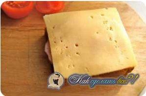 Как сделать пиццу рецепт с колбасой фото 794