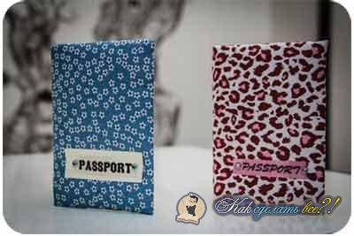 Обложка для паспорта своими руками скрапбукинг фото 11