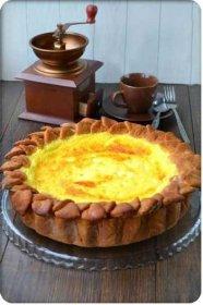 Как сделать сметанный пирог?