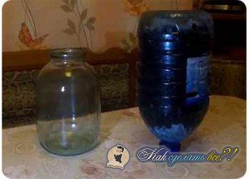 Как сделать фильтр для воды?