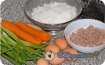 Как сделать салат Мимоза?