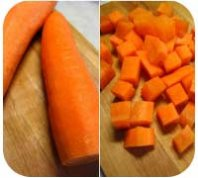Как сделать цукаты из моркови?