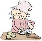 Как порезать лук без слез?