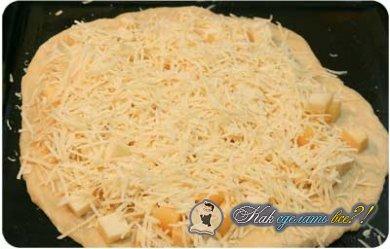 Как сделать пиццу?