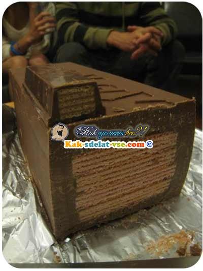 Как сделать бабочки из шоколада на торт своими руками