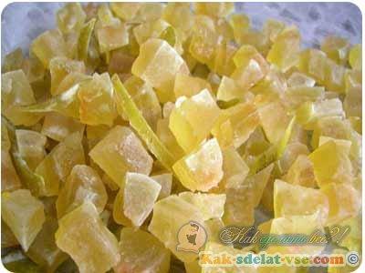 Как сделать из лимона цукат 603