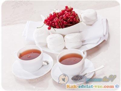 Как сделать домашний чай?