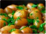 Как сделать картошку в мундире?