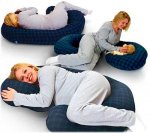 Как сделать подушку для беременных?