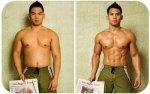 Как сделать сушку тела?