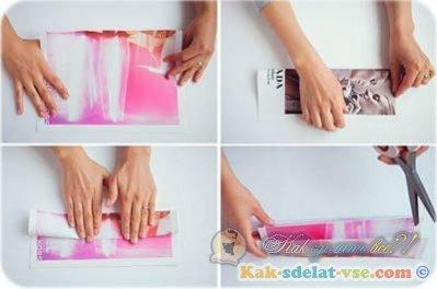 Как сделать красивые цветы из бумаги?