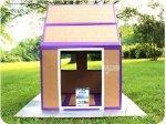 Как сделать домик для детей?