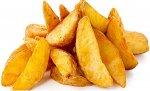 Как сделать картофель по-деревенски?
