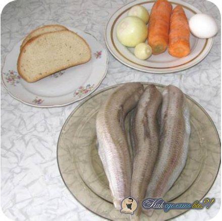 Как сделать рыбные котлеты?