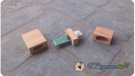 Как сделать USB флешку?