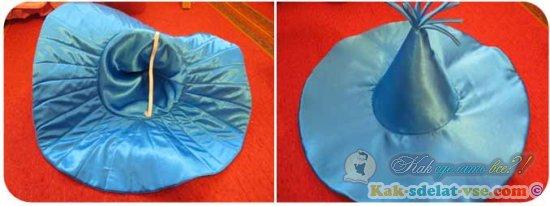 Шляпа незнайки из бумаги как сделать