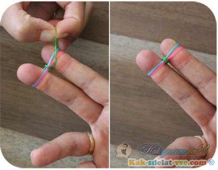 Как сделать браслет своими руками?