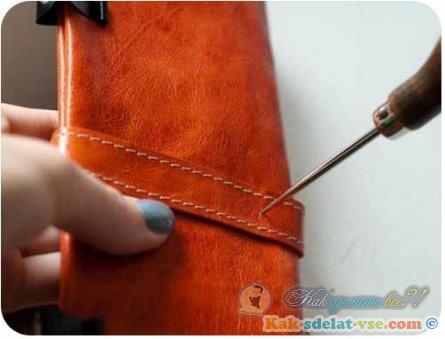 Как сделать кошелек?
