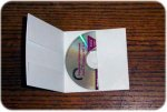Как сделать конверт для диска?