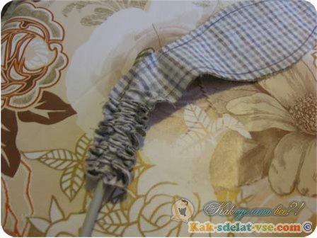 Как сделать галстук бабочку своими руками?